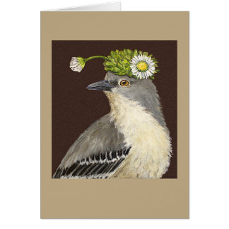 Brenda la tarjeta del mockingbird