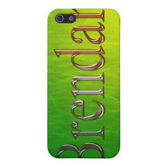 BRENDAN Name Branded iPhone Cover