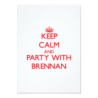 """BRENNAN2375.png Invitación 5"""" X 7"""""""