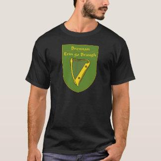 Brennan 1798 Flag Shield T-Shirt