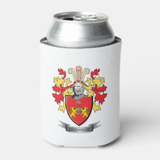Brennan Coat of Arms Can Cooler