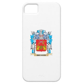 Brennan Coat of Arms iPhone 5 Cover