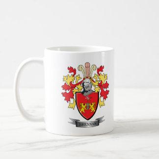 Brennan Coat of Arms Coffee Mug