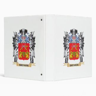 Brennan Coat of Arms - Family Crest Binders
