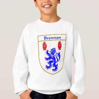 Brennan Coat of Arms/Family Crest Sweatshirt