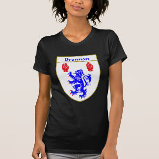 Brennan Coat of Arms/Family Crest T-Shirt