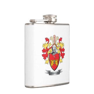 Brennan Coat of Arms Flask