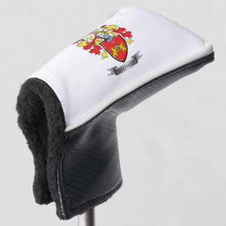 Brennan Coat of Arms Golf Head Cover