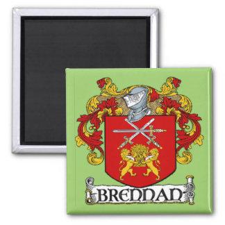 Brennan Coat of Arms Magnet