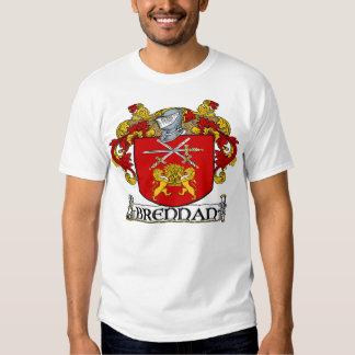 Brennan Coat of Arms T Shirt