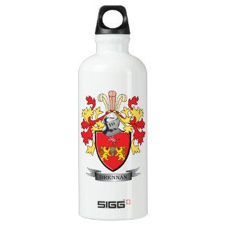 Brennan Coat of Arms Water Bottle