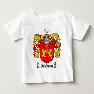 BRENNAN FAMILY CREST -  BRENNAN COAT OF ARMS BABY T-Shirt