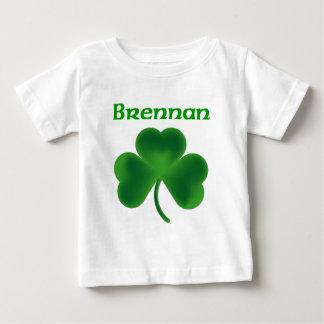 Brennan Shamrock Baby T-Shirt