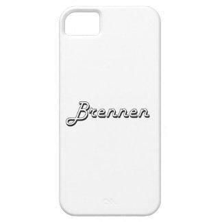 Brennen Classic Retro Name Design iPhone 5 Cases