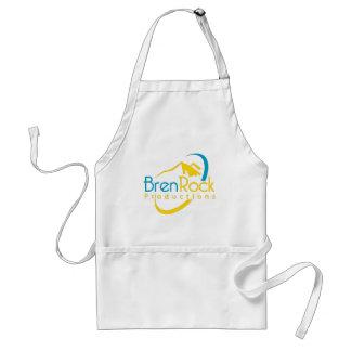 BrenRock Logo Items Adult Apron