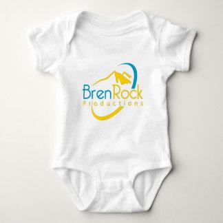 BrenRock Logo Items Baby Bodysuit