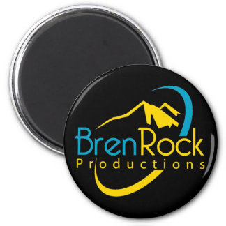 BrenRock Logo Items Refrigerator Magnets