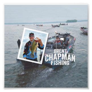 Brent Chapman Bass Fishing Tournament Photo