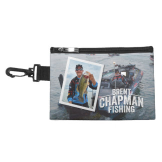 Brent Chapman Bass Fishing Tournament Photo Accessories Bag