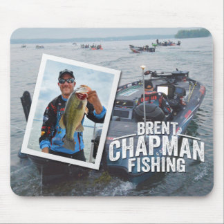 Brent Chapman Bass Fishing Tournament Photo Mouse Pad