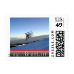 Brent Jumping Hawaii Stamps