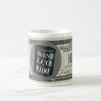 Brent LCO $100 Coffee Mugs