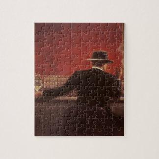 Brent lynch cigar bar puzzle