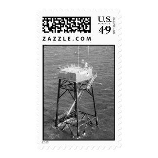 Brenton Reef Offshore Light Station Stamps