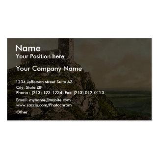 Brentor, Dartmoor, England rare Photochrom Business Cards