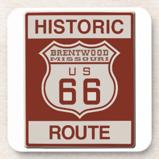 BRENTWOOD66 COASTER
