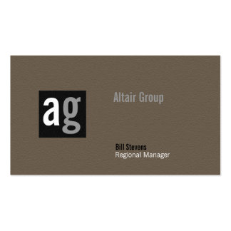 Brentwood 101 business card