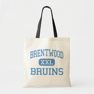 Brentwood - Bruins - High - Brentwood Tennessee Bags