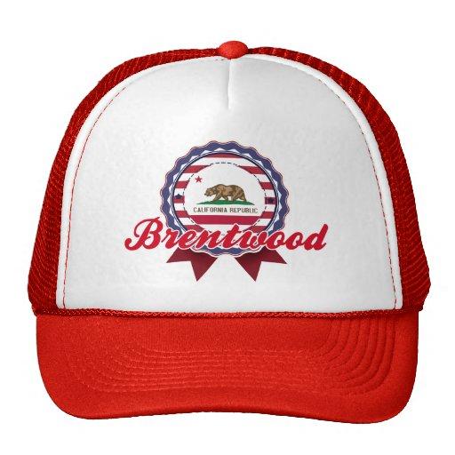 Brentwood, CA Gorras De Camionero
