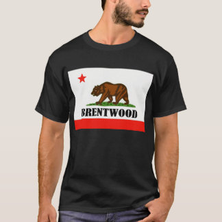 Brentwood,Ca -- T-Shirt