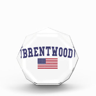 Brentwood CA US Flag Award