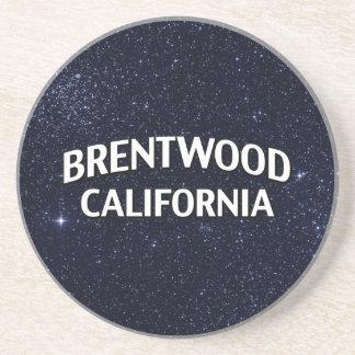 Brentwood California Coasters