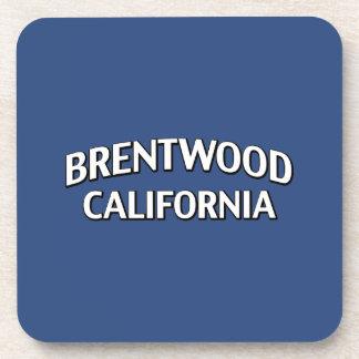 Brentwood California Beverage Coaster