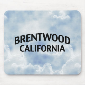 Brentwood California Mouse Pad