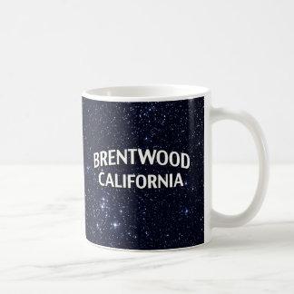 Brentwood California Coffee Mug