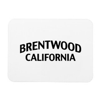 Brentwood California Magnets