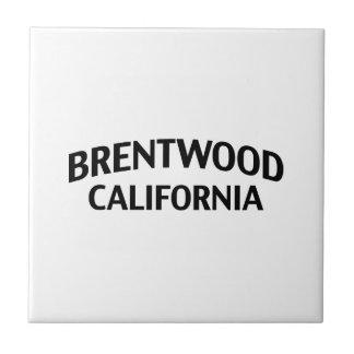Brentwood California Tiles