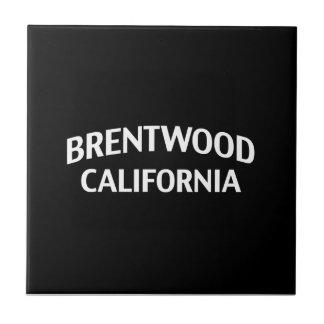 Brentwood California Tile