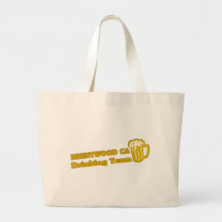 Brentwood Drinking Team tee shirts Canvas Bags