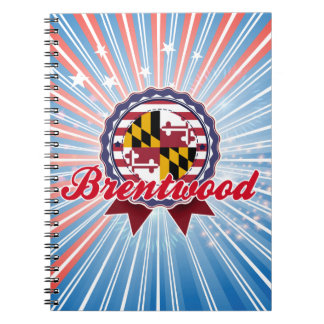 Brentwood MD Notebook