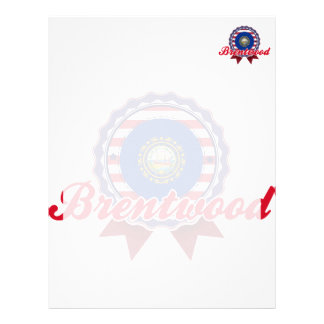 Brentwood NH Letterhead Template