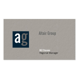 Brentwood Square Business Card