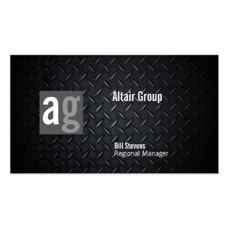 Brentwood Steel 1 Business Card