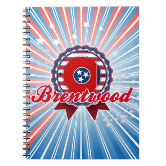 Brentwood TN Note Books