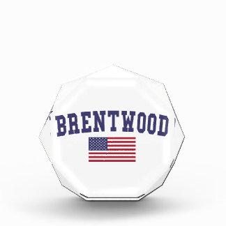 Brentwood TN US Flag Award
