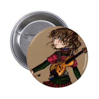Brescia Pinback Button